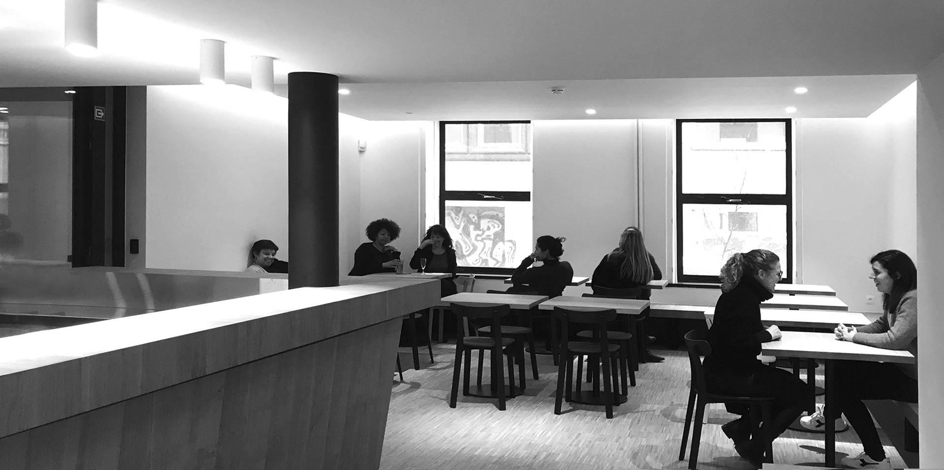 MEDAA - Maison Européenne des Auteurs et des Autrices - Visuel